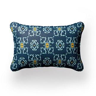 Palacio Tile Lumbar Indoor/Outdoor Pillow