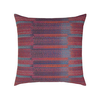 Diverse Indoor/Outdoor Pillow by Elaine Smith