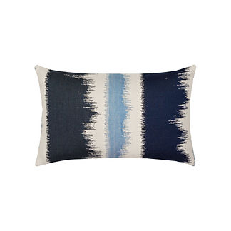 Murmur Lumbar Indoor/Outdoor Pillow by Elaine Smith
