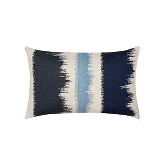 Murmur Lumbar Indoor/Outdoor Pillow by Elaine Smith