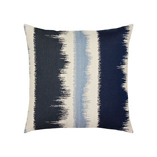 Murmur Indoor/Outdoor Pillow by Elaine Smith