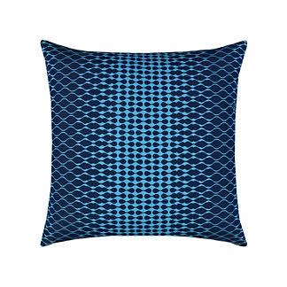 Optic Indoor/Outdoor Pillow by Elaine Smith