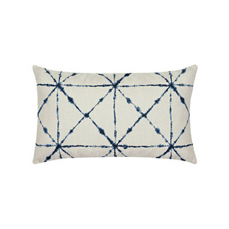 Trilogy Lumbar Indoor/Outdoor Pillow by Elaine Smith