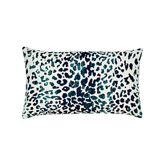 Wild One Lumbar Indoor/Outdoor Pillow by Elaine Smith