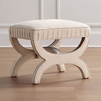 Theo Upholstered Stool