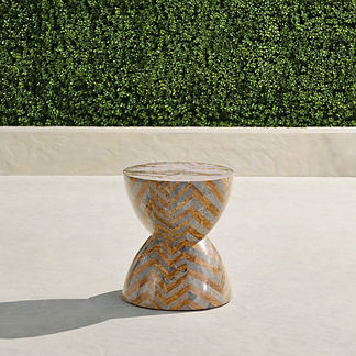 Amira Accent Stool