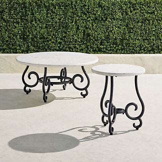 Eloise Marble-top Tables