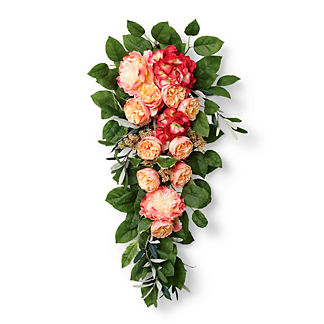 Alhambra Peony Rose Swag