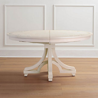 Porto Expandable Round Dining Table