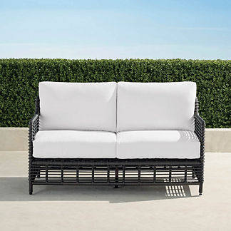 Bridgewater Loveseat with Cushions, Special Order