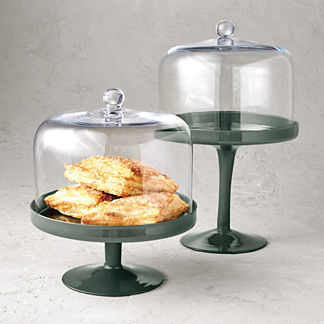 Colette Glass Cake Stand