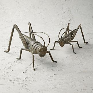 Grasshopper Statue