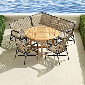 Reeve 5-piece Round Dining Set