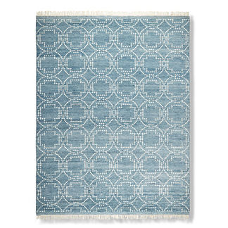Lucien Hand-knotted Wool Area Rug
