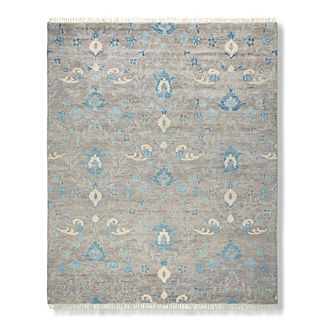 Grazia Hand-knotted Wool Area Rug