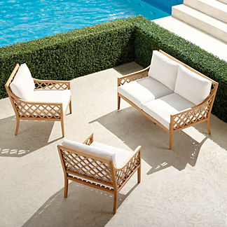 Bowery 3-pc. Loveseat Set