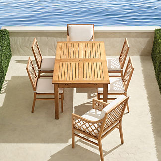 Bowery 7-pc. Dining Set