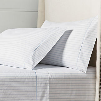 Resort Striped Pillowcases