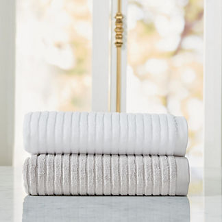 Resort Ribbed Bath Towel