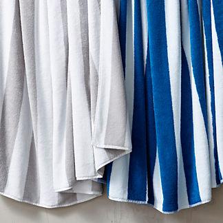 Resort Oversized Cabana Stripe Beach Towel