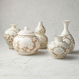 Song Beige Small Ceramic Collection
