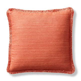 Marilia Silk Decorative Pillow Cover