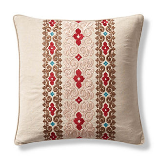 Solene Decorative Square Pillow Cover