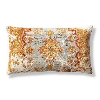 Luisa Medallion Lumbar Decorative Pillow Cover