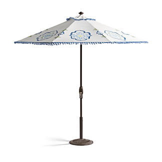 Seville Tile Handpainted Umbrella