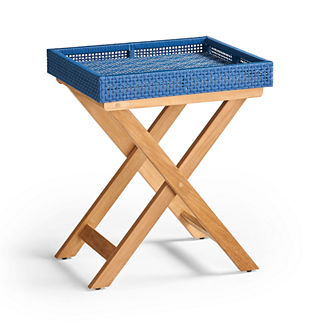 Peralta Woven Side Table