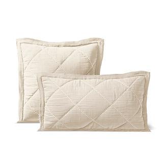 Willow Cotton Linen Shams