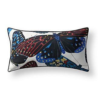 New York Botanical Garden Bold Wings Lumbar Indoor/Outdoor Pillow