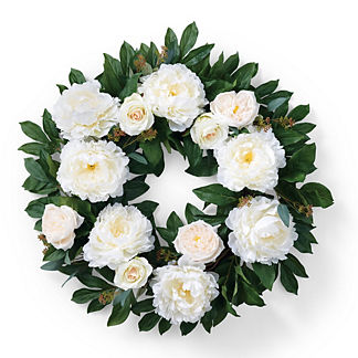 Vista Rose Wreath