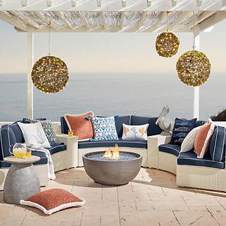 Grapevine Twinkle Spheres