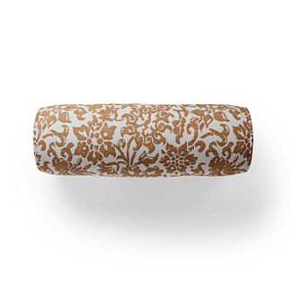 Alejandra Floral Bolster Indoor/Outdoor Pillow