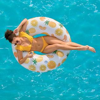 Summer Slice Tube Float