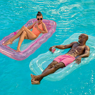 Inflatable Mesh Lounger