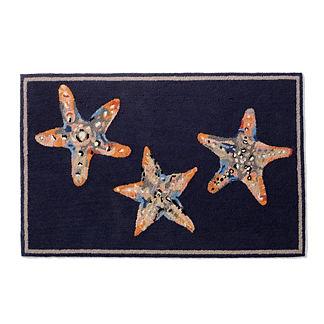 Sea Stars Door Mat