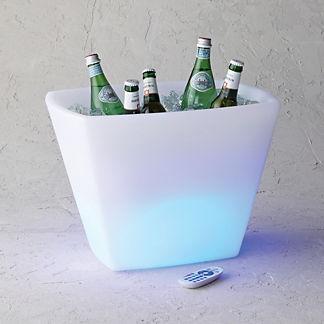 LED Color-changing Beverage Tub