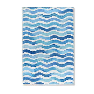 Le Surf Indoor/Outdoor Rug