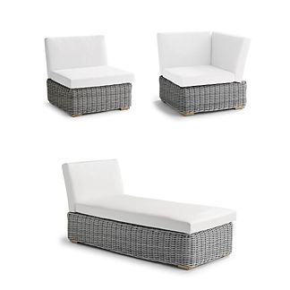 Brooke Hill Seating Replacement Cushions