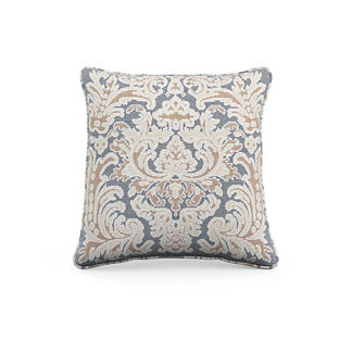 Stitched Medallion Indoor/Outdoor Pillow