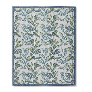 Cecily Palm Indoor/Outdoor Rug