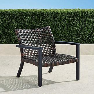Isola Aluminum Lounge Chair