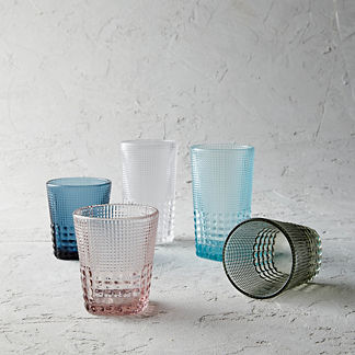 Malcolm Drinkware, Set of Six