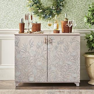 Morgan Inlay Storage Cabinet