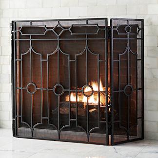 Lorenzo Fireplace Screen
