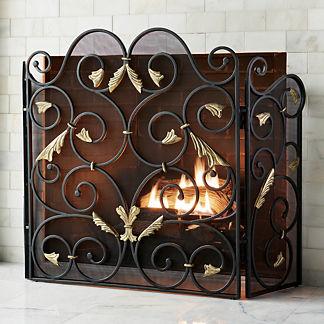 Marcel Fireplace Screen