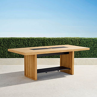 Danson Teak Dining Table