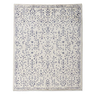 Trianon Hand-knotted Wool Area Rug